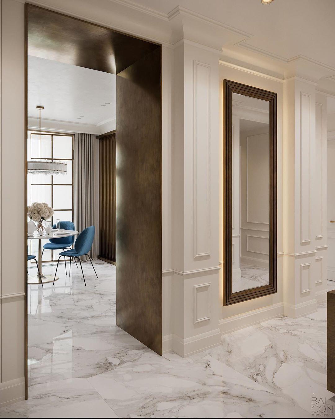 Dizajn Interera Balcon On Instagram Dizajn Koridora 15 Kv