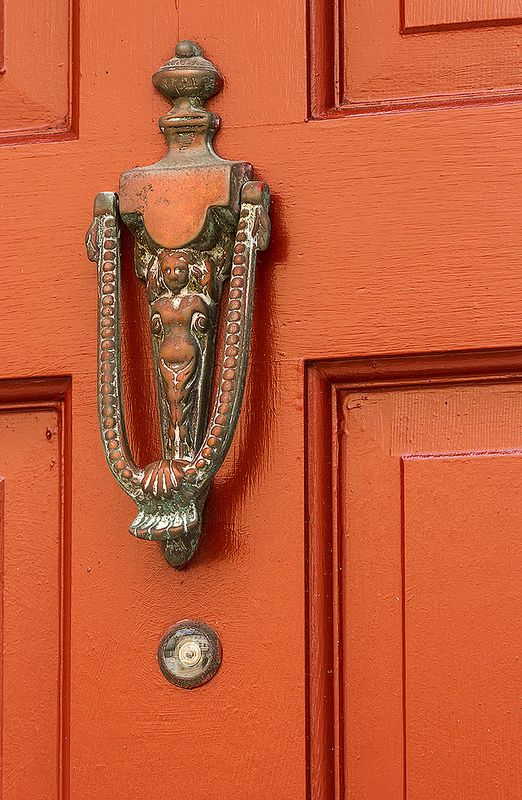 Mermaid Door Knocker | By Doddsjzi