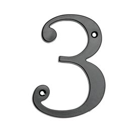 Product Image 1 House Numbers Black House Lowes Home Improvements
