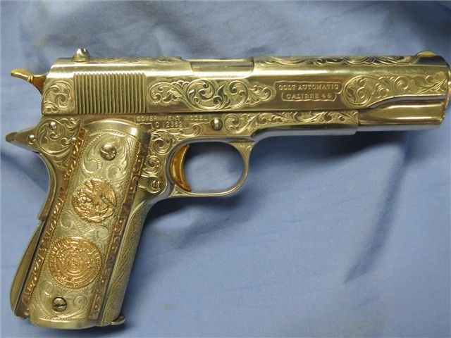 Colt 1911 45 One of Kind Custom *LK* Must See! | collection | Guns