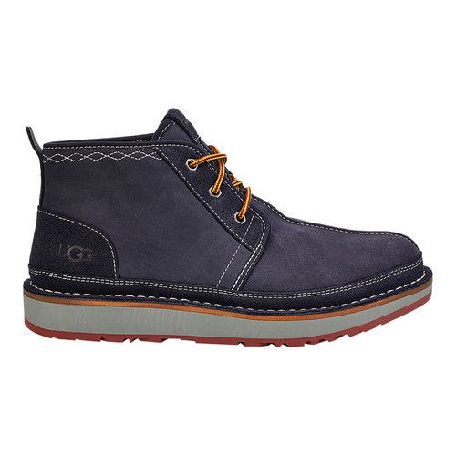 6f74b68734c Men's UGG Avalanche Neumel Ankle Boot - True Navy Suede Boots ...