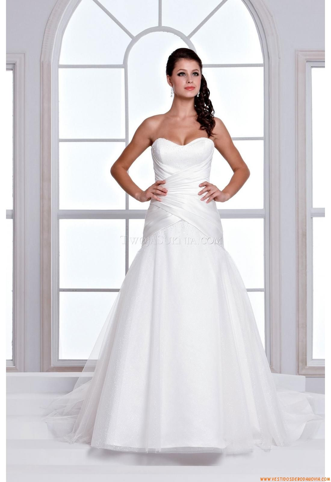 Bridal Gowns Tunics DZage D31270 UK 12 Was GBP649 NOW GBP325