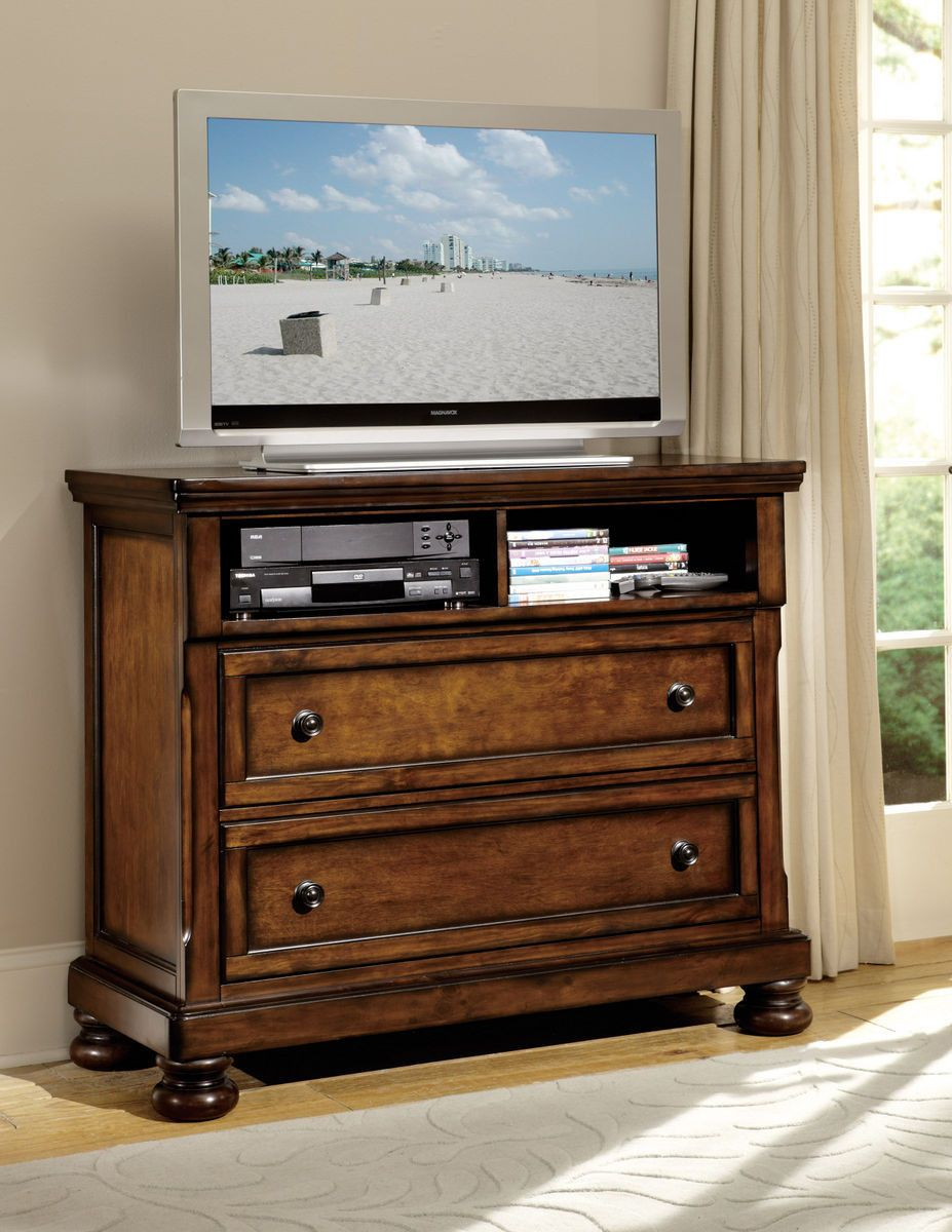 Home elegance cumberland collection tv chest for tv