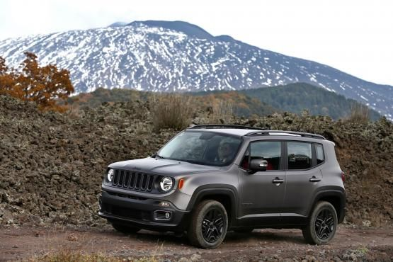 Jeep Renegade Night Eagle Set To Fly Jeep Renegade Jeep Car