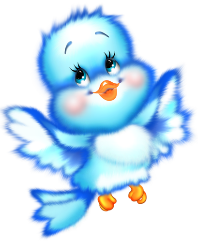 Tubes Oiseaux Cartoon Birds Free Clip Art Bird Clipart