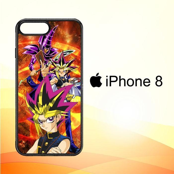 Yugioh Black Magician iphone case