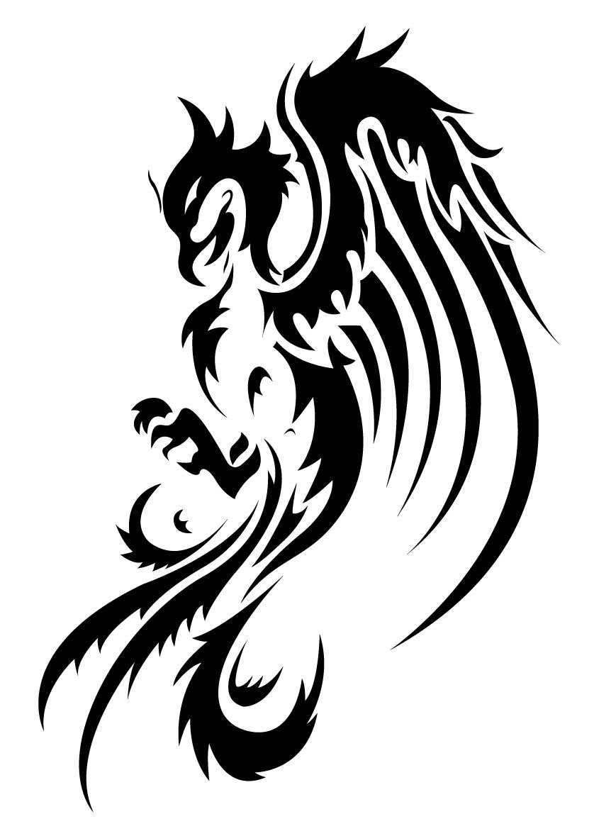 Phoenix Tattoos Designs Ideas And Meaning Tattoos For You Clipart Best Clipart Best Phoenix Tattoo Tribal Phoenix Tattoo Phoenix Tattoo Design