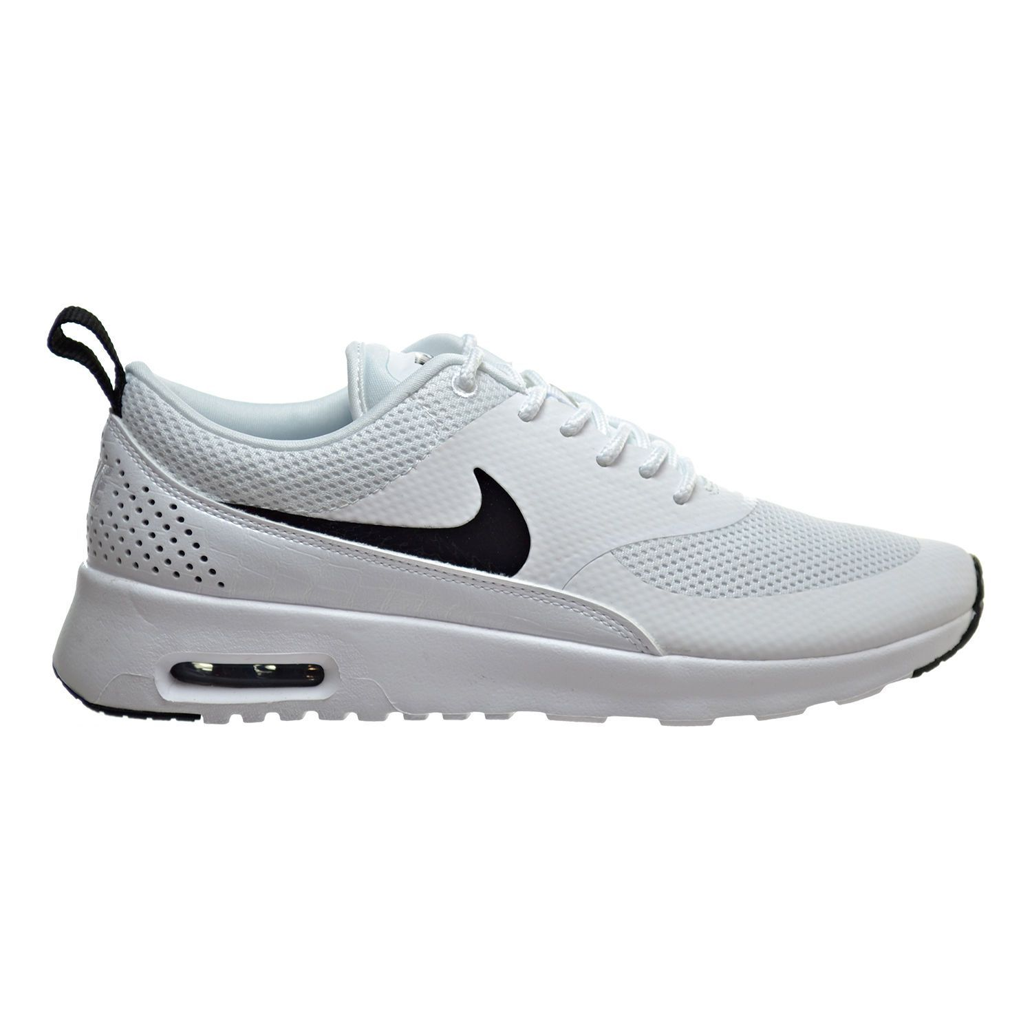 new style f2f30 641ac Nike Air Max Thea Women S Shoes White Black 599409-103