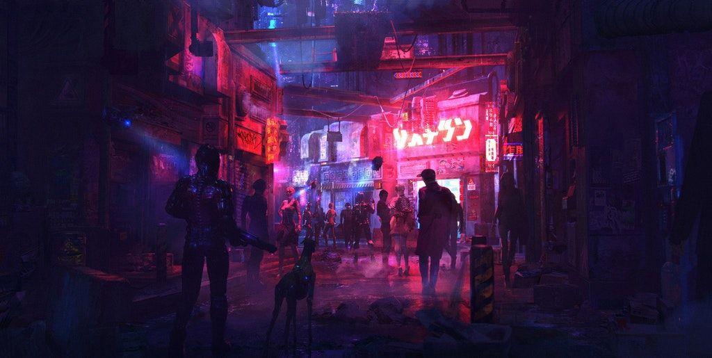 Newest Submissions Reddit Com Cyberpunk City Cyberpunk Art Concept Art