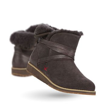 bf15f6d514 Satinwood Mini, CHOCOLATE | SHOE WORLD! | Emu boots, Boots, Suede boots