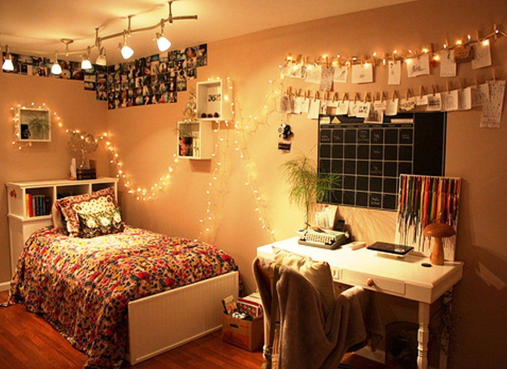 25 easy diy home decor ideas room ideas teen and room for Diy small bedroom decor ideas