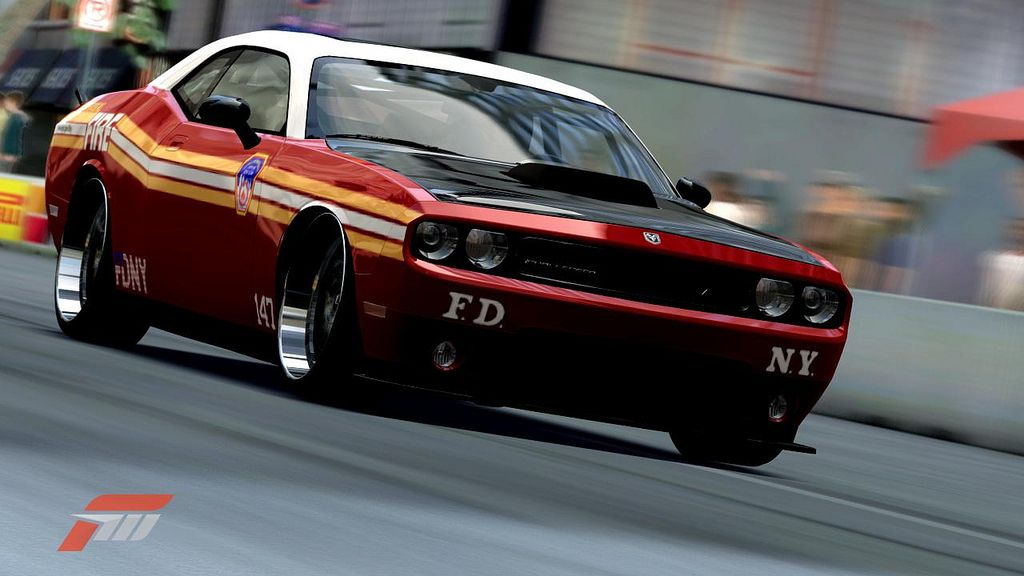 Exceptionnel Https://flic.kr/p/9QeVNm | Dodge Challenger 09 | Up In My SF: URC FDNY Fire  FDNY What The Fire Marshal Drives In 2011!! Paint Is By Myself And Base Is  ...