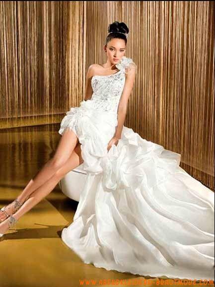 Sexy ausgefallenes Brautkleid 2012 neuer Stil aus Taft mit ...