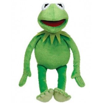 Super Toy Tuesday It's sooo easy being green when it's an adorable Kermit Buddy!!!