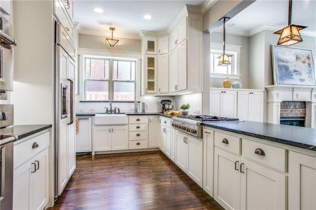 A Soapstone Kitchen Countertop Installation Done By Granite Republic In  Dallas, Texas. Check Us