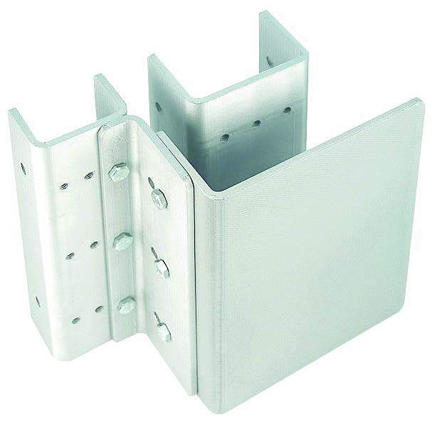 Securitron Fmk Sw Flex Mount Swing Gate Lock Bracket Kits Bracket Flex