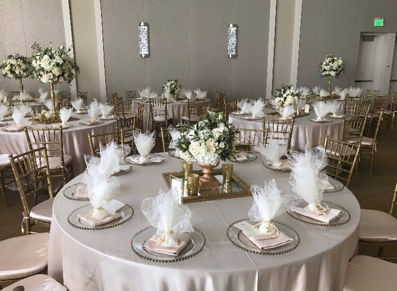 Tablecloth Wedding Tablecloth Lamour Satin Tablecloth Table Overlay Table Runner Bridal Baby Shower Table Cloth Satin Wedding Tablecloths Wedding Table Table Cloth