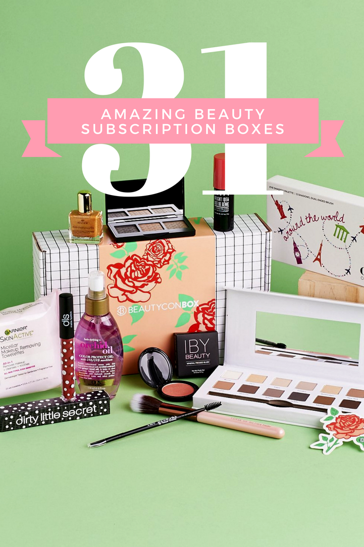 Beauty best box subscriptions forecasting to wear in everyday in 2019