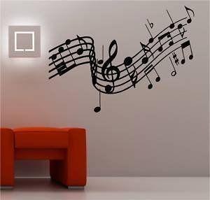 Stickers albero note musicali adesivi murali albero musicale adesivo murale wall, i tempi e costi sono indicati nelle nostre inserzioni,i nostri contatti,. Online Design Adesivo Da Parete In Vinile Con Note Musi Https Www Amazon It Dp B00b9tjkw0 R Parete Musicale Decorazioni In Vinile Disegni Adesivi Murali
