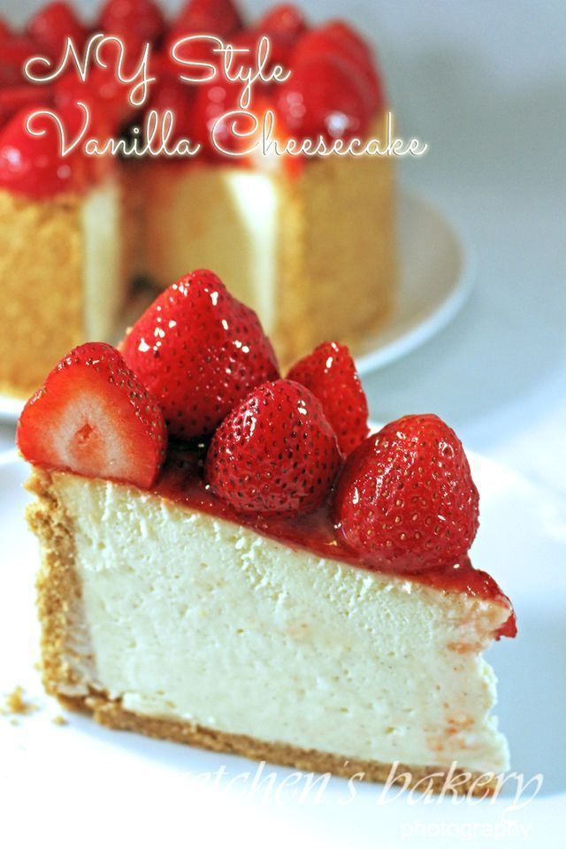 It Turns Out This Has Become One Of My Most Sought After Recipes I Cannot Strawberry Cheesecake Recipe Cheesecake Recipe Without Sour Cream Cheesecake Recipes