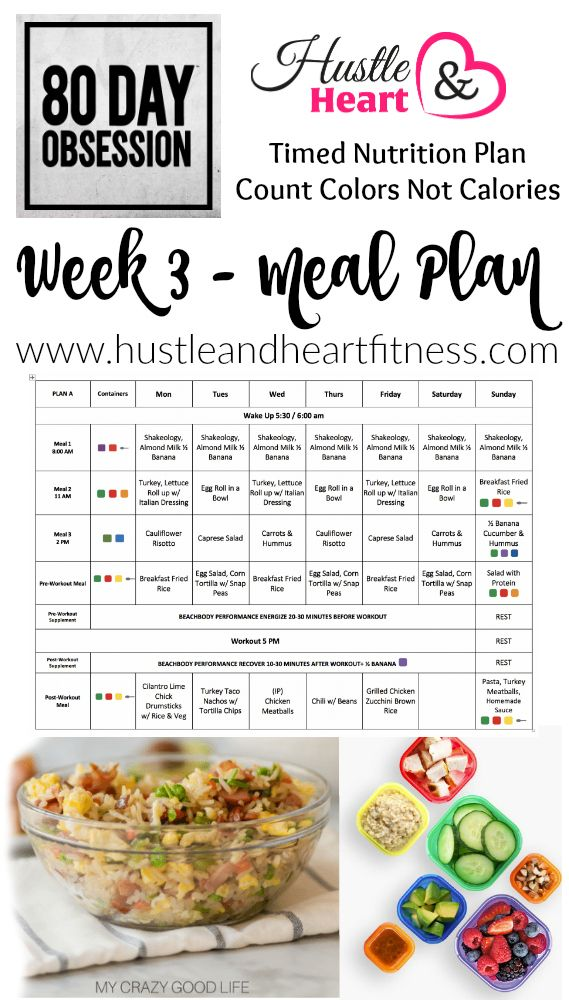 80 day obsession week 3 meal plan with recipes bujo meal 80 day obsession week 3 meal plan with recipes forumfinder Images