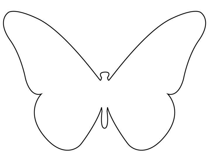 Papillons-1.jpg (avec images) | Gabarit papillon, Papillon, Gabarit