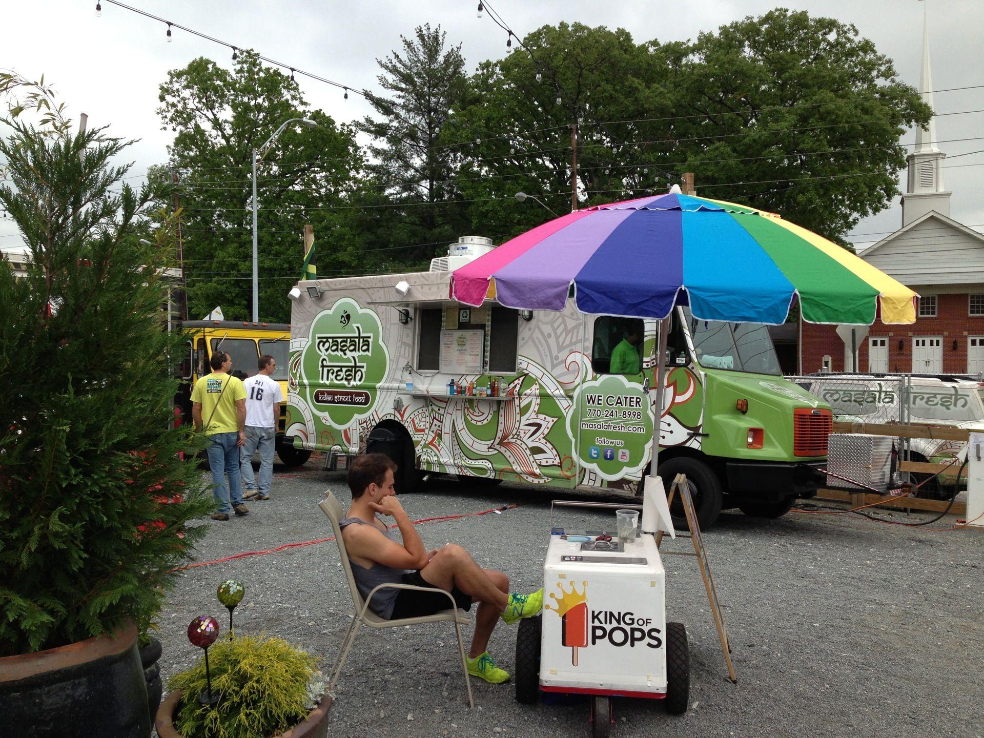 Atlanta food truck park market atlanta food food