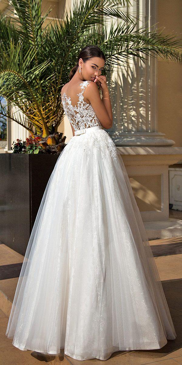 6 Wedding Dress Designers We Love for 2017   Wedding dress, Weddings ...