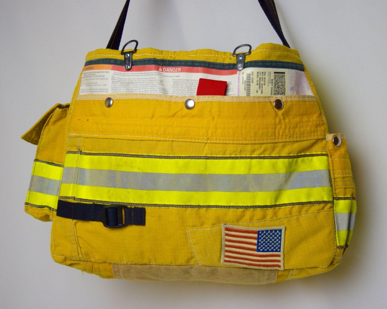 Firefighter Turnout Bag By Fftobbynikirasor On Etsy