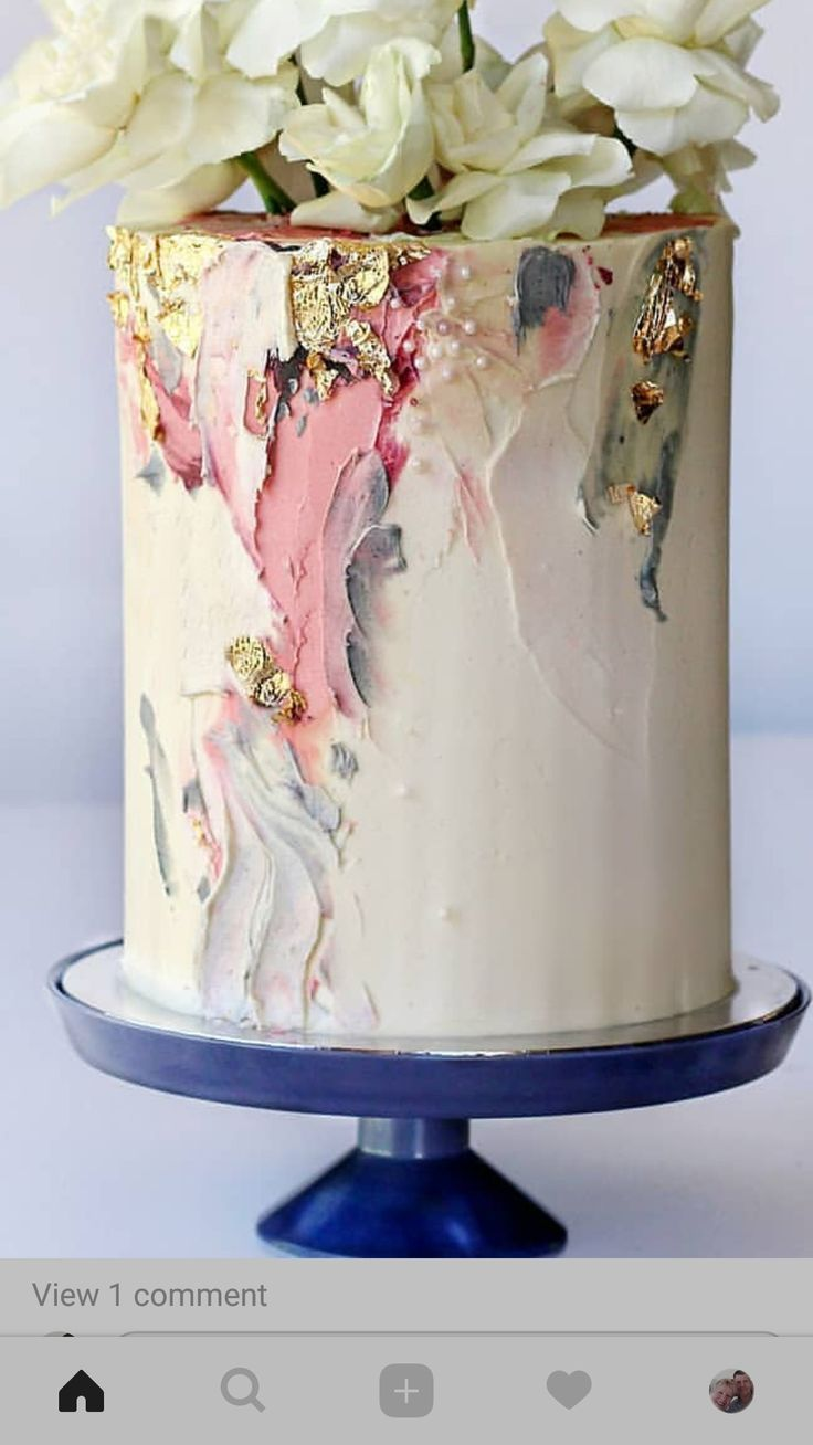 | Re-pinned w/love by#savoirclaire |#Elegant#cakes - Elegant cakes -
