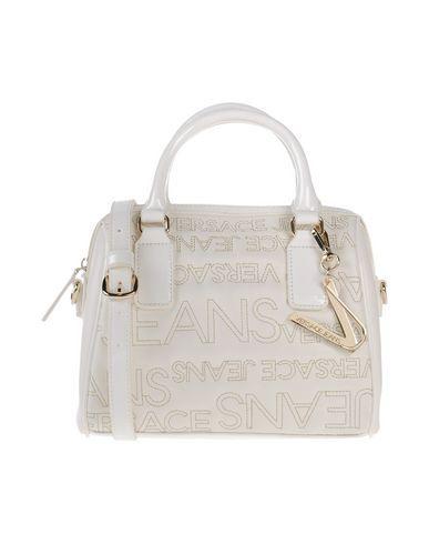 VERSACE JEANS Women's Handbag White -- --