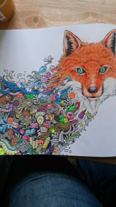 Anatomy Coloring Book Whsmith : Animorphia google search coloring!!!! pinterest