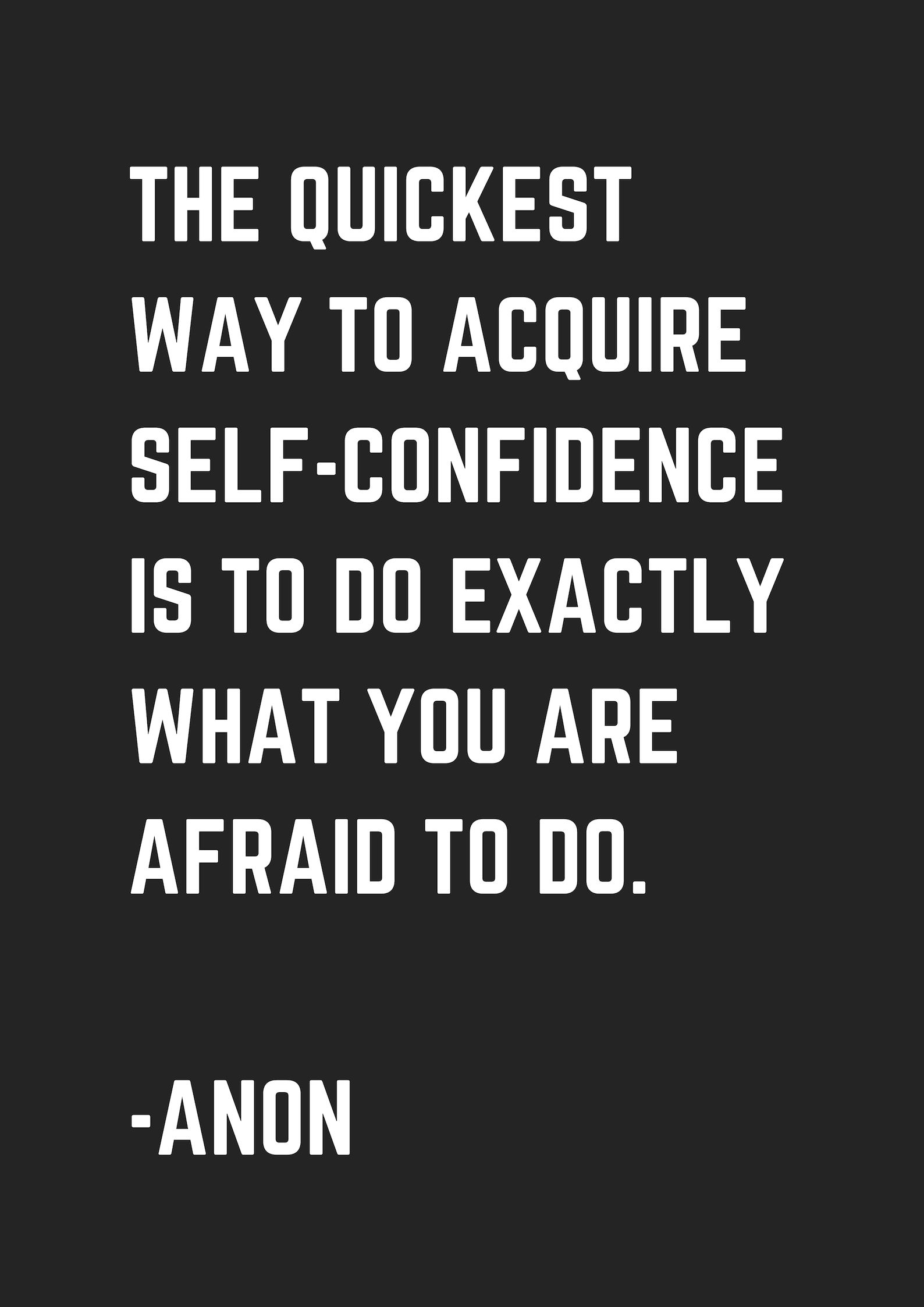 20 selfconfidence quotes, that will change you Self