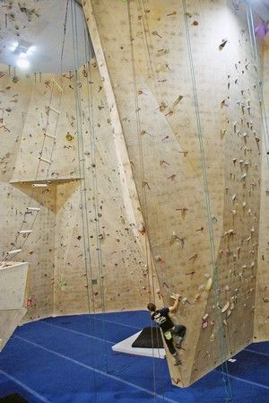 River Sports Outfitters Climbing Center in Knoxville, TN