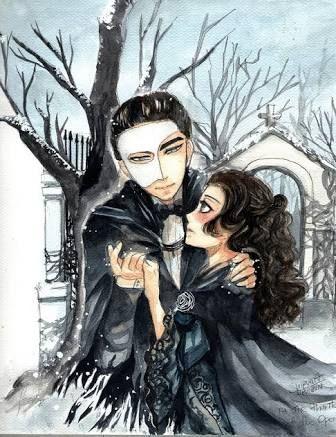 phantom of the opera fanart - Google'da Ara