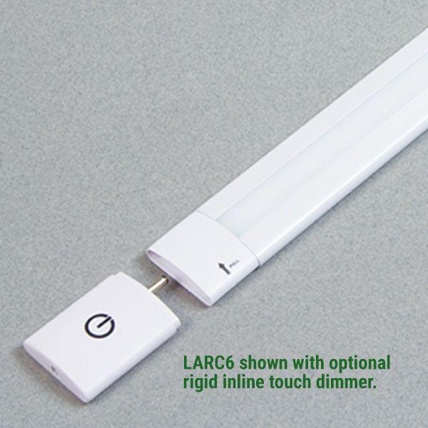 24vdc Larc6 Dimmable Led Undercabinet Lightbar Gm Lighting