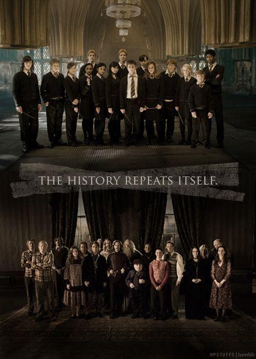 Harry Potter Pictures Armee De Dumbledore Harry Potter Trucs Harry Potter World