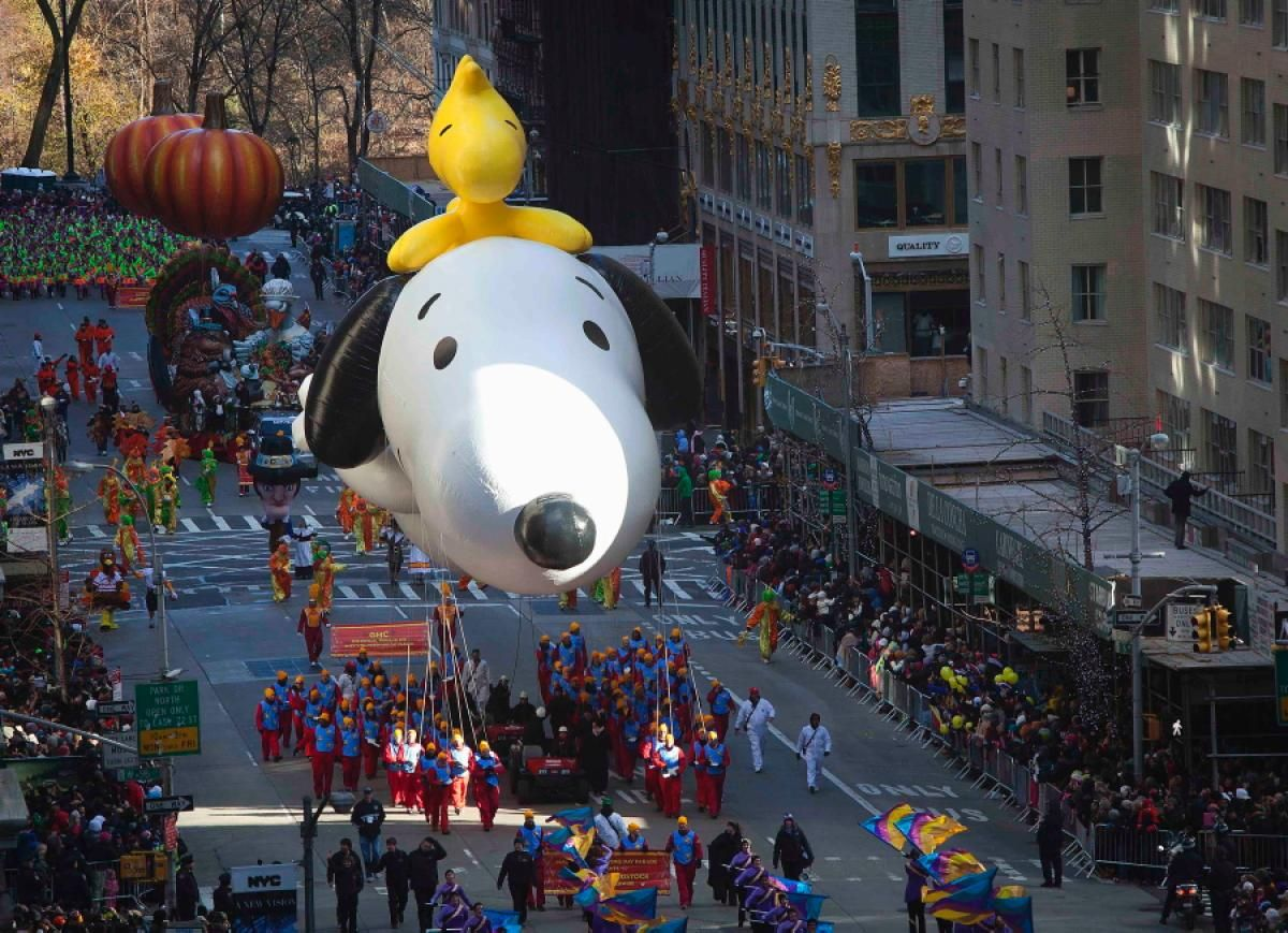 More Than 3 5 Million Spectators Were Elated To See The 87th Annual Macy Macy S Thanksgiving Day Parade Macy S Thanksgiving Day Parade Thanksgiving Day Parade