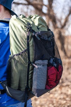 Holy buckets Superior Wilderness Designs makes great packs. Form meets  function with theses lightweight packs! 49b23c889fba