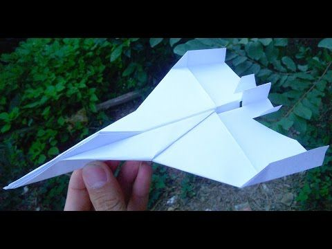 Paper airplanes which will fly very far | Only Kids Only | 360x480