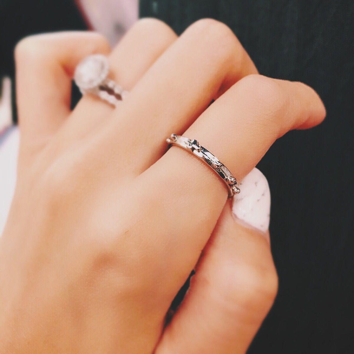 Rosary ring nus world pinterest