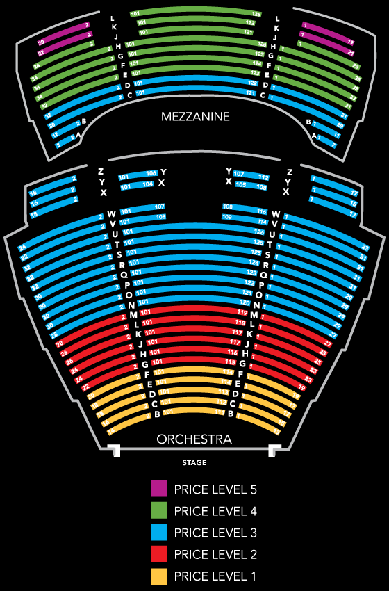 Encore Theater Diana Ross Seating Chart Wynn Hotel In 2019