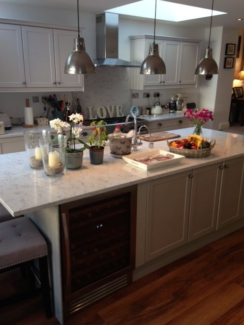 Best Shaker Style Kitchen From Magnet Painted In Farrow Ball 400 x 300