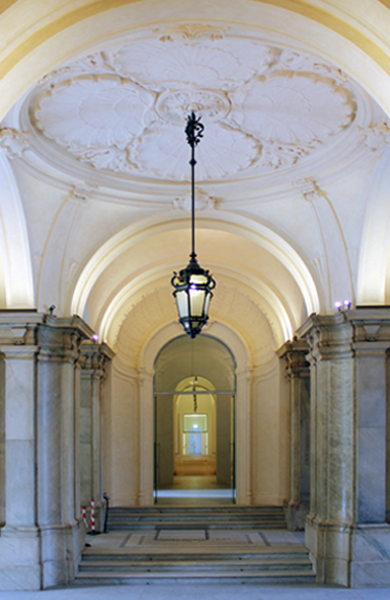 Vittorio Grassi Architetto & Partners - Museum - Galleria Sabauda Turin