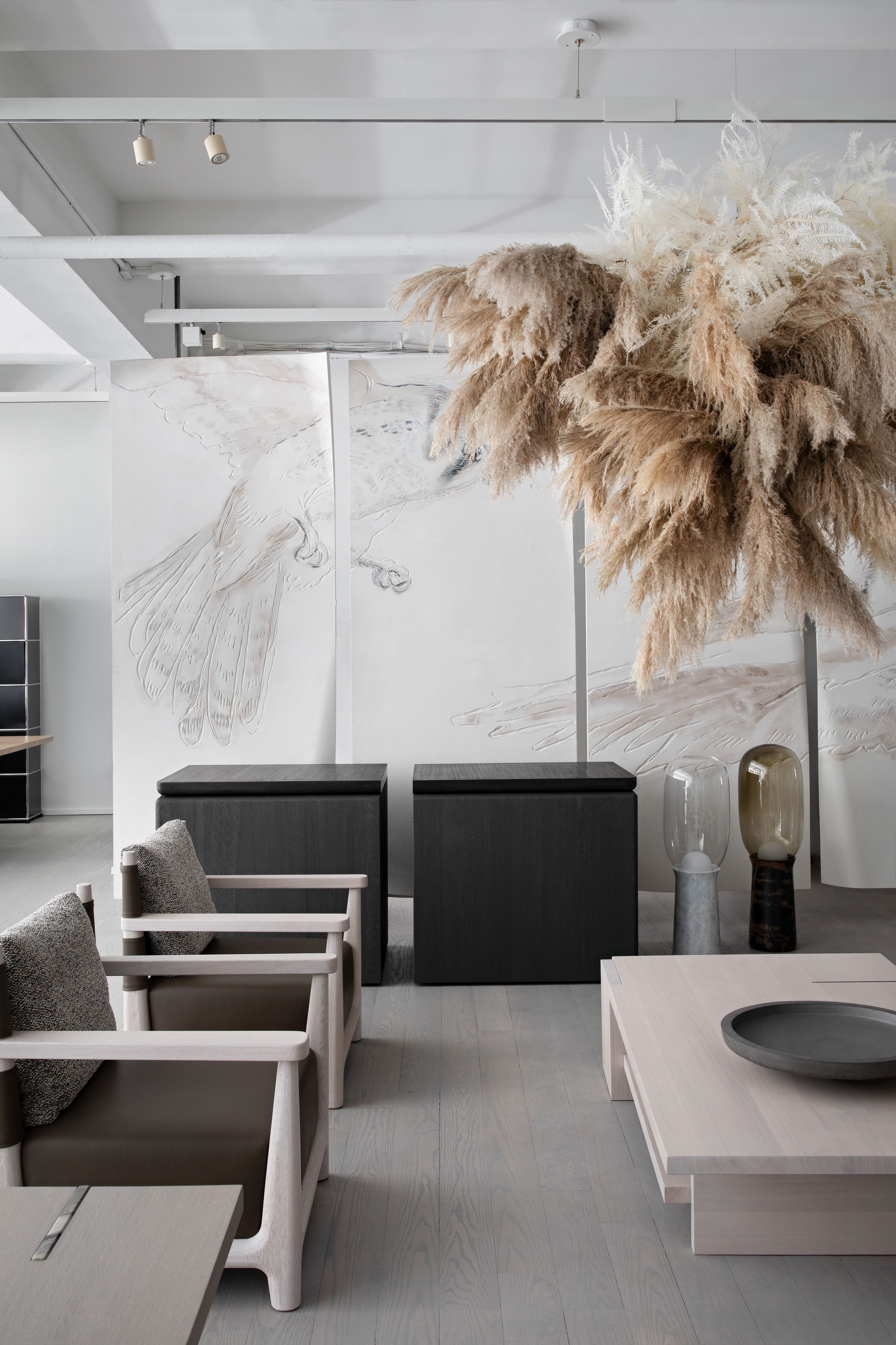 ABI Lounge Chairs designed by Christophe Delcourt KAST 001