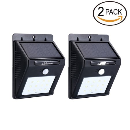 Solar Led Lights Solar Sensor Motion Light 12 Led Outdoor Lamp Waterproof 2 Pack Walmart Com In 2020 Motion Lights Solar Led Outdoor Lamp