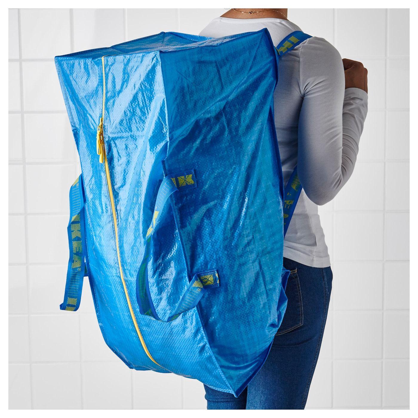 Frakta Storage Bag For Cart Blue 20 Gallon Bag Storage Blue