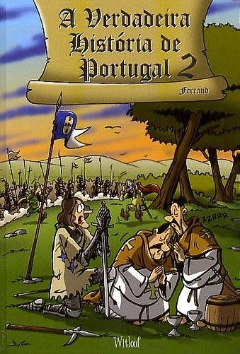 Cómic histórico sobre a civilización de Portugal. Vol 2.
