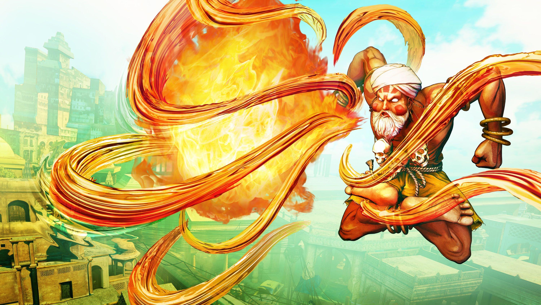 Street Fighter V Official Game Art Part