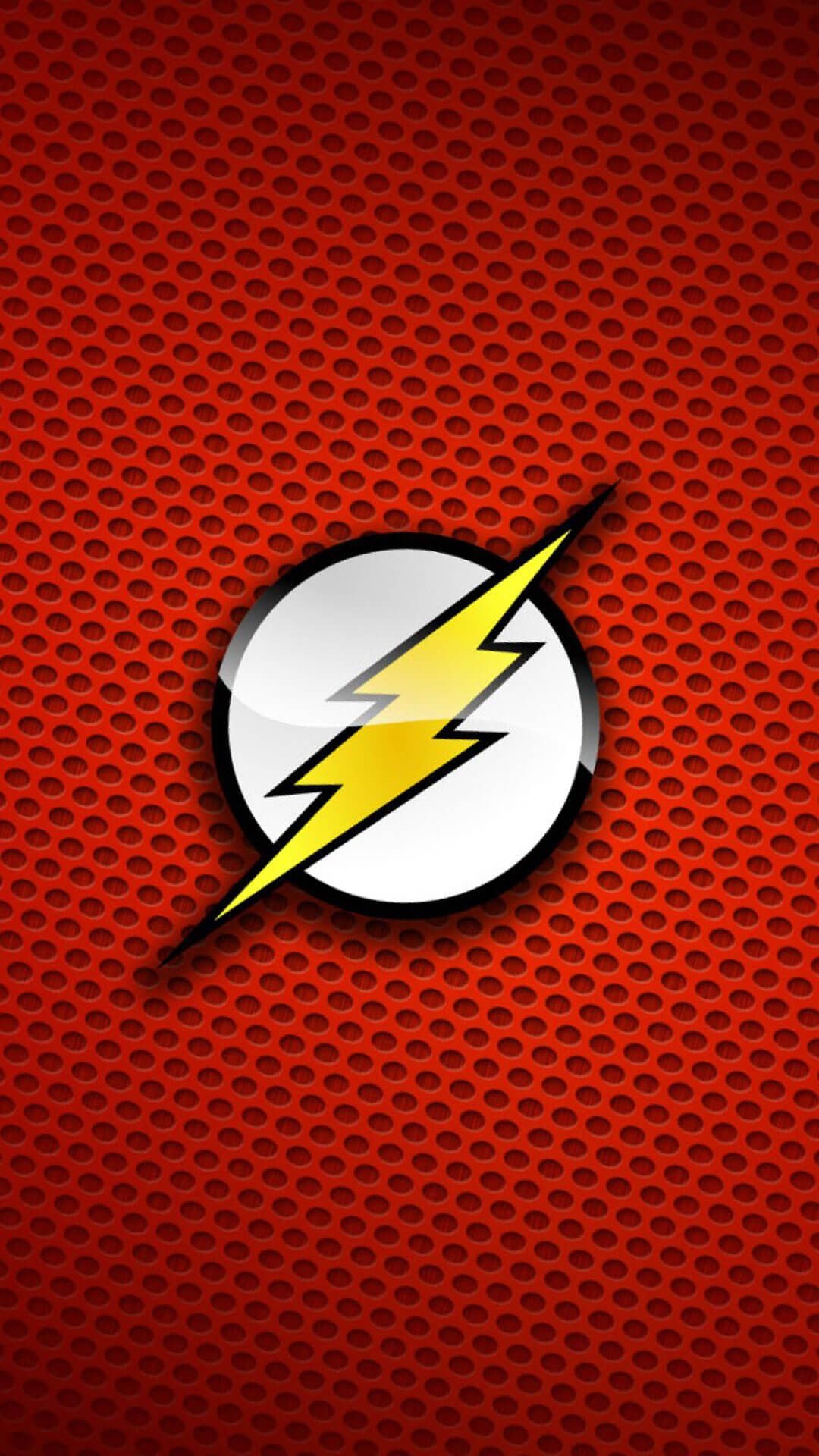 Flash Wallpaper Iphone 6 The Flash Logo Iphone 6 Wallpaper The